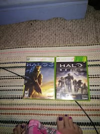 Xbox 360 Halo game lot Cedar Bluff, 24609