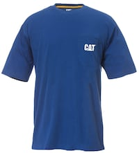 Caterpillar Inc[Trademark Pocket T-Shirt] Las Vegas