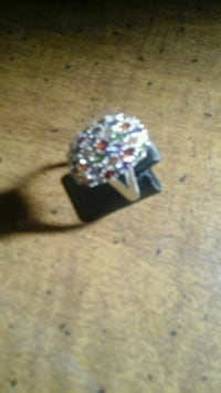 Sterling silver ring  Agawam, 01001