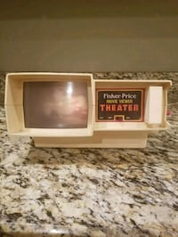 Vintage Fisher Price Movie Viewer with Pinocchio St. Peters, 63303