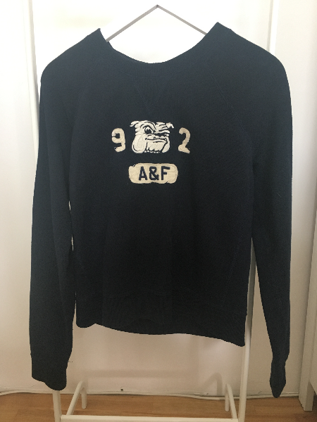 Abercrombie Pullover Rosche
