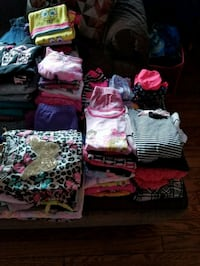 Girls clothes SIZES  6, 7,8,  08087, 08087