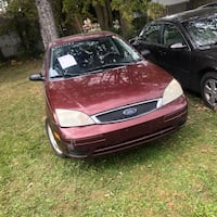 2006 Ford Focus 1500 obo runs and drives great!!daily driver!! [TL_HIDDEN]  Southfield