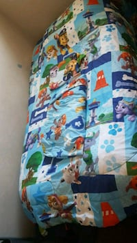 paw patrol comforter sheets and pillow case Vaughan, L4L 2T8