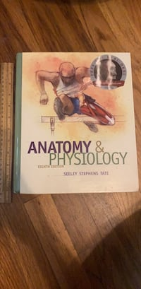 Anatomy and Physiology 8th ed by Tate Lakewood, 80215