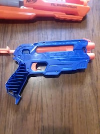 blue and orange Nerf gun Corpus Christi, 78412