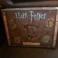 Harry Potter Hogwarts Battle A Cooperative Deck Building Board Game NEW UNOPENED Los Angeles, 90046