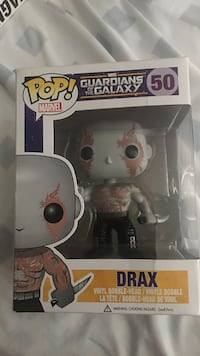 Funko Pop Drax  Thornton, 80602