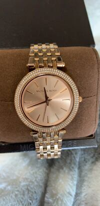 Rose Gold Ladies Michael Kors Warch Edmonton, T5X 0G1
