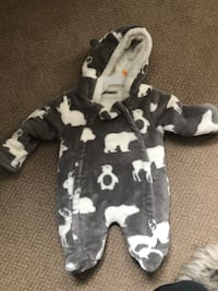 Baby bodysuit 0 to 3 m