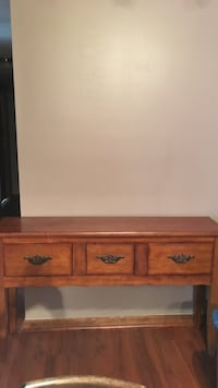 """Console table 54"""" X 13"""", needs to go!  Annapolis, 21403"""