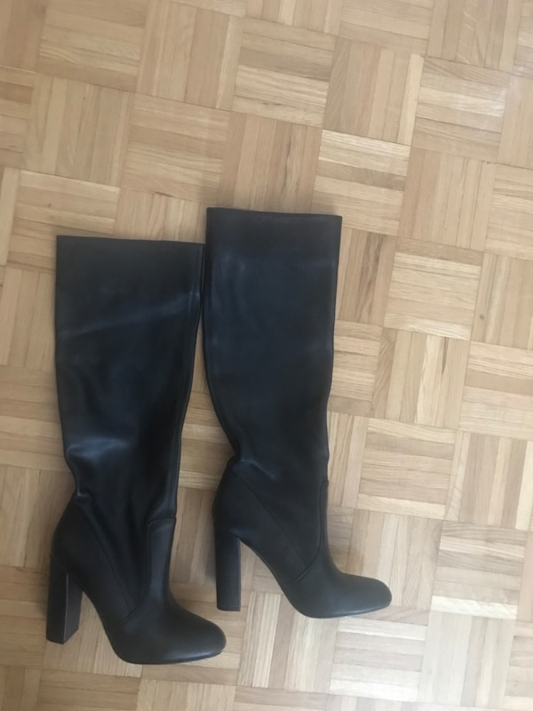 Steve Madden leather women boots  0