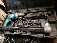 blue and gray Makita floor drill Vaughan, L4H 0E8