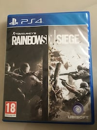 Rainbows x siege ps4  Beykoz, 34820
