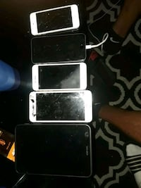 Samsung Tablet, 2 iPhones and  1 ipod Chicago, 60637