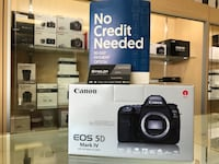 5D Mark IV Canon Brand New $49 Down payment