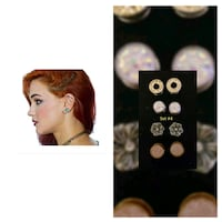 0g, 4 pairs Silver Spring, 20910