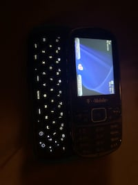 SAMSUNG gravity 3 — slide keyboard Mantua, 08051