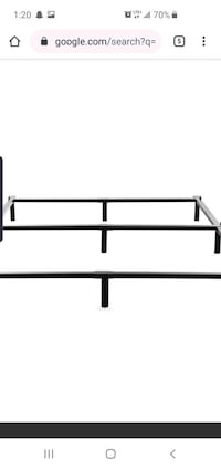 queen-king size metal bed frame Edmonton, T5N 0R3