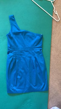 Size medium blue dress Edmonton, T5T 3S4