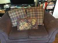 Couch and Loveseat search for new home
