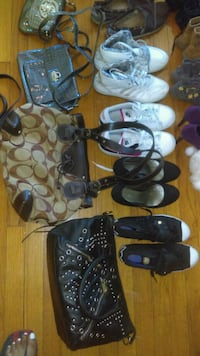 women's assorted pairs of shoes Hazelwood, 63042