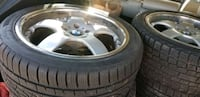 "Snow Tires w/rims for 18"" BMW Ansonia, 06401"