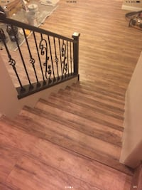 LAMINATE WOOD FLOORING INSTALLATION