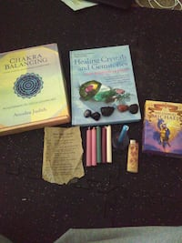 Energy, meditation, mystical arts kit Portland, 97233