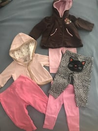Baby Clothes 3-6 months-some NEW Las Vegas, 89131