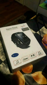 Smart Watch (Bluetooth)
