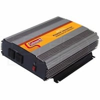 Coleman 2000 Watt Power Inverter with cables