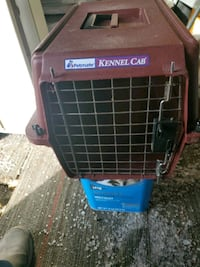 Pet kennel cage