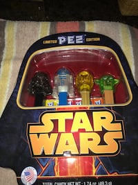 Star Wars Pez Collectible