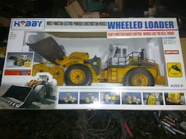 Brand new never opened fully functional loader remote controll
