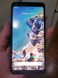 Google Pixel 2 XL phone. Winnipeg