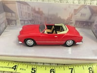 Matchbox- The Dinky Collection - 1968 Karmann-Ghia Convertible North Richland Hills, 76182
