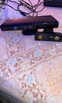 New xbox 360 kinect with zoom lense attachment all negotiable