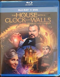 The House With a Clock in it's Walls - Bluray Calgary, T2Z 4W6