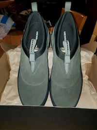 pair of gray Steve Madden slip-on shoes Frederick, 21704