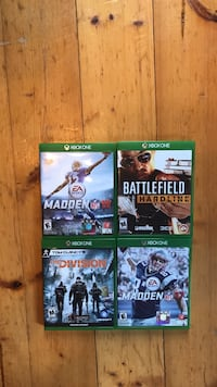 Xbox One Games Englewood, 37329