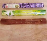New Incense holder and pack of your choice! Mississauga