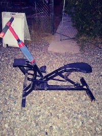 EXERCISE MACHINE GET ON AND LOOSE WEIGHT N MAKE U. Albuquerque, 87110