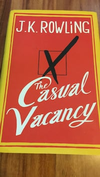 The Causal Vacany - J.K Rowling Mississauga, L5B 2P3