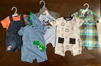 3-6 month outfits  Laurel