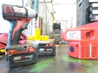 red and black power tool Merced, 95341