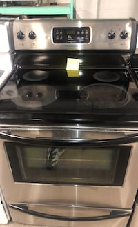 Frigidaire stainless steel electric stove  Baltimore, 21223