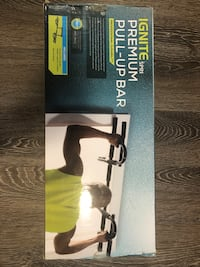 Exercise/fitness Pull up bar - brand new in box Hillside, 07205