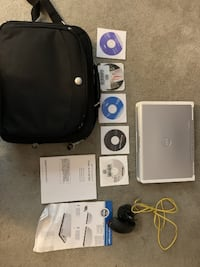 Dell Inspiron Laptop 6400, WiFi adapter, mouse, case and directions