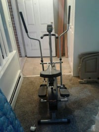 black and gray elliptical trainer Pontiac